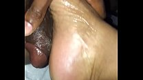 Footjob From Coworker