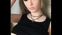uxdoll real fuck doll selina life like d-cup adult sex doll thumbnail