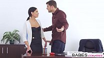 Babes - Office Obsession - Blowing My Cover  starring  Kristof Cale and Annie Wolf clip - 9Club.Top