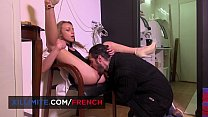 Hardcore Anal Sex With French Optician Angel Emily