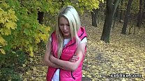 Lover assists with hymen examination and bangin...