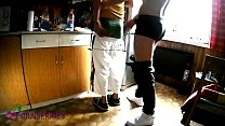 Young boyfriends play with each other and cum