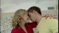 Mom loves her young son - watch more on noshygirls.com