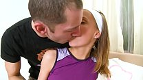 Zanna's New Boy Friend Eats Her Clean Shaved Pussy