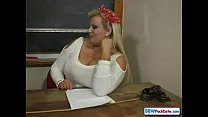 BBW Extra Large Collage Teacher