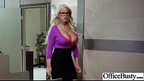(bridgette b) Sexy Busty Office Girl Bang Hardcore Style video-05