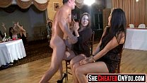 48 Great  Cock hungry milfs suck off young stripper2