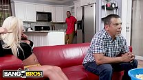 BANGBROS - Brandi Bae Loves Her Father's Hung B...