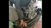 military/soldiers groping