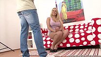 DOUBLEVIEWCASTING.COM - BUSTY ANGEL WICKY SLAMS... thumb