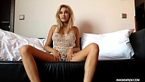 MAGMA FILM Gorgeous German blonde webcam thumb