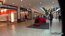 Charming Czech Girl Is Seduced In The Shopping Centre And Banged In Pov