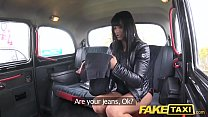 Download video bokep Fake Taxi Saucy hot brunette likes Czech cock 3gp terbaru