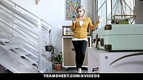BadMILFS - Busty Milf Has Threesome with Stepson preview image