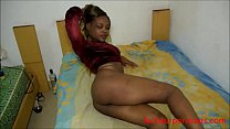 Cydney gets fucked by rough and rugged Hausa di...