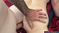 Stepmom helps stepson's porn addiction with anal sex - Erin Electra صورة