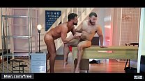 Diego Reyes and Logan Moore - Mind Blown - Drill My Hole - Trailer preview - Men.com
