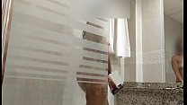 10948 Shower and masturbation after beach preview