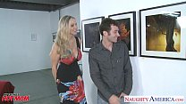 19217 Sexy blonde mom Julia Ann gets big jugs fucked preview