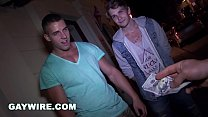 GAYWIRE - Tony Picks Up A Hooker And Brings Him Home For Bareback Gay Sex
