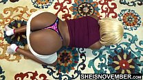 Sphincter Skinny Young Black Butthole Closeup On Petite Body Big Ass Msnovember , Tight Panties And Shorts Pulled Down To Thick Thighs Get Thumb Inside Asshole By Old Man, Grabbing Her Hot Tiny Hips 4k Sheisnovember صورة