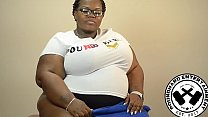Thick Black BBW Phenom Interview (Not My Equal) The Genesis Of A BBW Porn Star