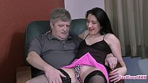 Gianna Love - Creampie by Uncle Matt