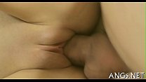 Sizzling phallus riding preview image