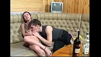 son fucks drunk mother - MOTHERYES.COM