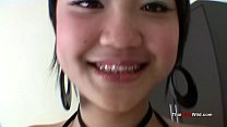 b. faced Thai teen is easy pussy for the experi...