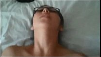 Busty Amateur Swinger Creampied by Friend on sw...