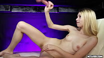 ADORABLE Teen Jessica Marie DRENCHED in Cum - Mylked