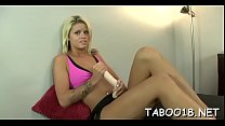 Sinful teen maiden Jessa Rhodes adores being nailed's Thumb