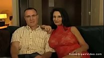 Hot amateur granny sucking and fucking a younger man -- More videos visit http://www.porncam.gq