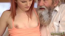 Screenshot Teasing old  man and young couple  first time ...