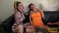 PASCALSSUBSLUTS - Subs Lucy Love and Piggy Mouth dominated