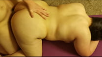 FAT ASS White Girl Gets Fucked Hard Doggystyle