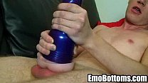 fl... a uses twink emo hot this masturbating While