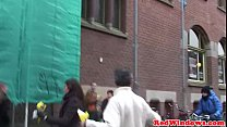 16016 Real amsterdam blows client and gets pounded preview
