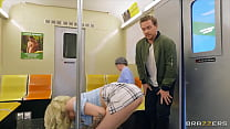 The Slutty Commuter's Clumsy Joyride / Brazzers  / download full from http://zzfull.com/comm