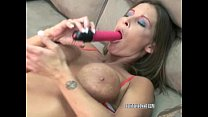Adolecentes Porno - mature hottie leeanna heart is fucking her toy thumbnail