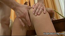 Mila Gets Her Hot Ass Sodomized And Squirts - SquirtingVirgin thumbnail