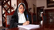Horny Nun Ca ught Masturbating Then Fucked Hard