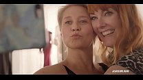 Ditte Hansen and Trine Dyrholm - Ditte & Louise - s02e04