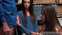 Teen dripping creampie and punished for cheatin...