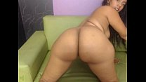 big booty latina shakes it for the camera porn thumbnail