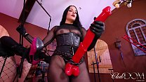 Screenshot Mistress Michel le has lots of HorsePowerCaned HorsePowerCaned