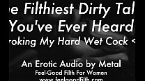 Stroking My Big Cum-Covered Cock & Talking Dirty (feelgoodfilth.com - Erotic Audio for Women) preview image