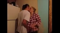 Step Sister Fucks Her Brother In Kitchen With L... Thumbnail