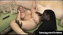 Big Thick Jasmeen LeFleur Ties Up & Fucks BBC R...